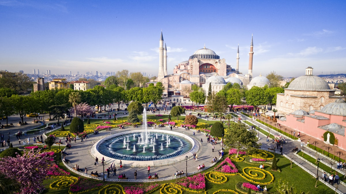 Must visit parks in Istanbul