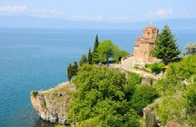 St Jovan Kaneo- the profile picture of Ohrid