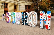 Sopron, the windy town of loyalty