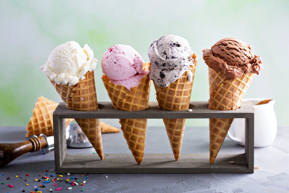 Cool yourself with the best handcrafted ice creams at Balaton