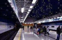 Las 5 estaciones más pintorescas del metro de Minsk