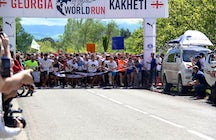Wings for Life - World Run in Georgia