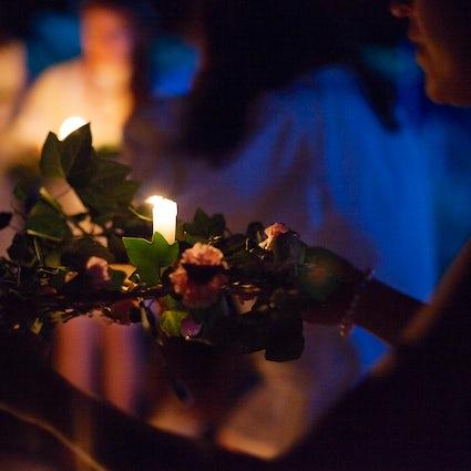 La Nuit de Kupala, une fête ancienne en Biélorussie