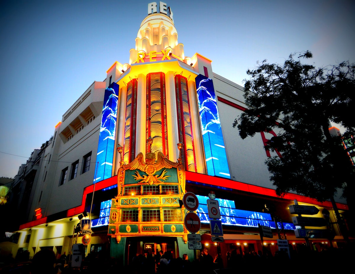 Discover the best movie theaters in Paris