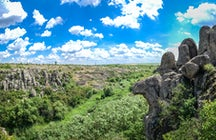 Nature's hidden gem in Ukraine: The Devil's Valley