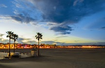 Dinner with a view in Valencia's Panorama