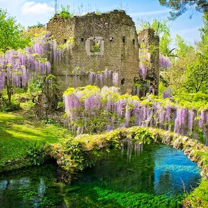 Ein magischer Garten: Il Giardino Di Ninfa