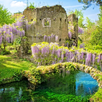 Een Magische Tuin: Il Giardino di Ninfa