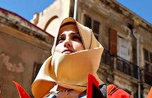 Dia de Maio em Cagliari: tradição e fé se unem