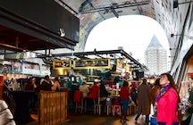 Vegan and vegetarian restaurants in Rotterdam
