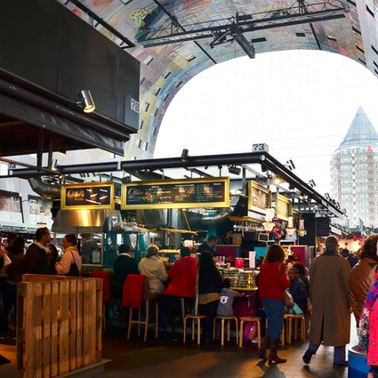 Vegan and vegetarian restaurants in Rotterdam