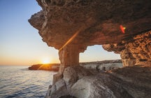Explore the Cape Greco National Park