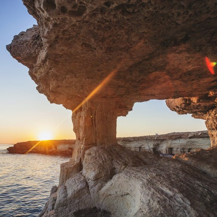 Explore the Cape Greco National Park