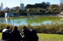 Gardens of Lisbon - Amália Rodrigues