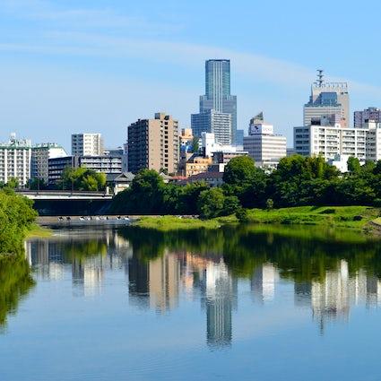 Sendai, ville-capitale de la forêt de Tohoku