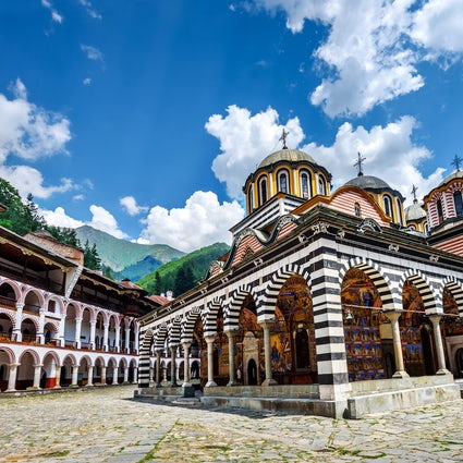 Os Sítios Religiosos Mais Significativos da Bulgária Ocidental