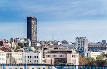 Cuentos de Belgrado: Edificio Beogradjanka