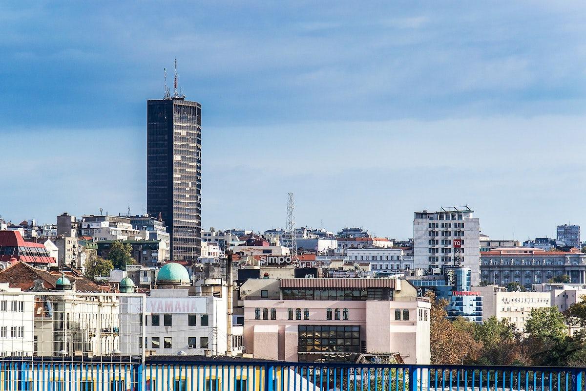 Belgrade tales: Beogradjanka building
