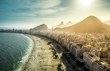 Copacabana, the most famous beach in the world