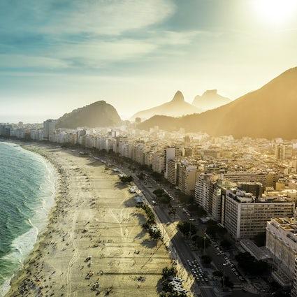 Copacabana, la plage la plus célèbre du monde