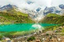 De lagune van Humantay, een natuurwonder van de Peruaanse hooglanden