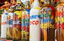 El sabor del Caribe en Chipre