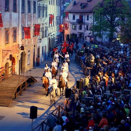 The Old Biblical Play in Škofja Loka