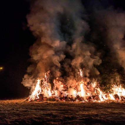 """The """"Grands Feux"""", Ardennes' oldest tradition"""