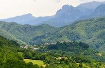 Randonnée et Trekking dans la Garfagnana
