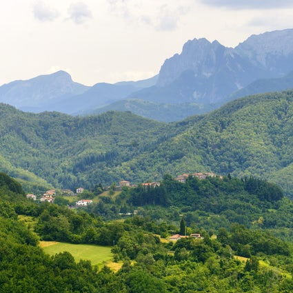 Hiking and Trekking in Garfagnana