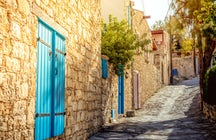 Agritourism and Historical Villages in Cyprus; Lofou and Pedoula