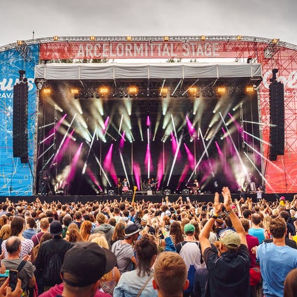 """Colours of Ostrava"" a music festival not to be missed"