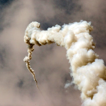 Rockets is the sky: Bun Bang Fai Festival in Yasothon