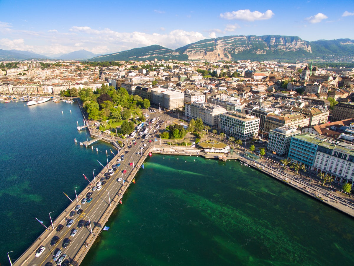 Geneva's Lakeside