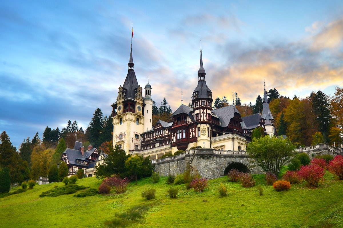 A treasure hid in the mountains - Peleș Castle
