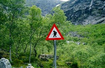 Why Trolls became famous in Norway