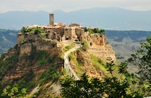 "The ultimate ""WOW"" location, Civita di Bagnoregio"