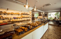 The heaven of cakes and bread - Sucré Bakery House in Biržai