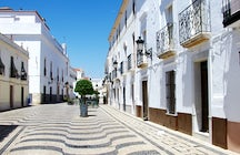 Olivenza - a Portuguese town under Spanish rule
