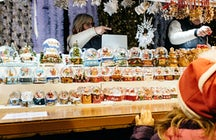 Christmas fairs in Chisinau- the real winter wonderlands