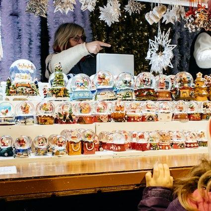 Ferias navideñas en Chisinau - el verdadero país de las maravillas del invierno