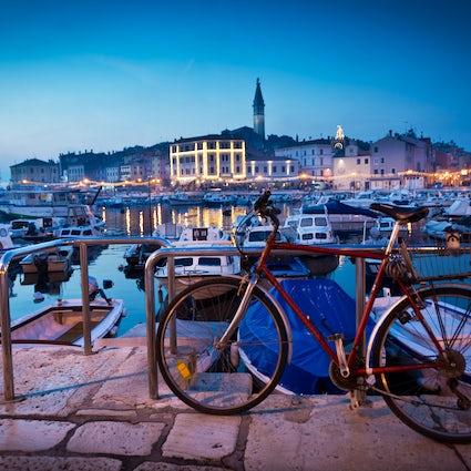 Conocer Istria en bicicleta