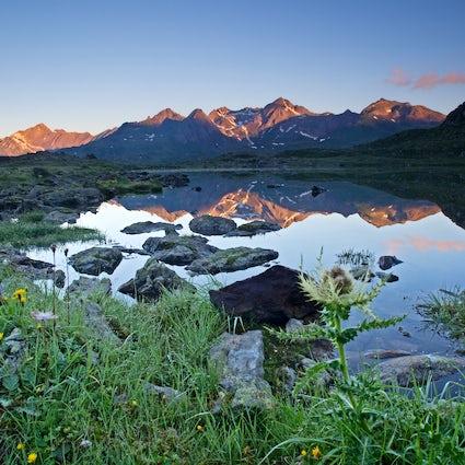 Alpi Orobie: um passeio de tirar o fôlego