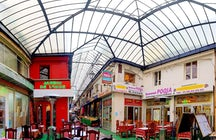 The Covered Passages in Paris: Passage Brady