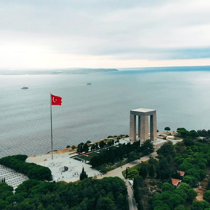 Heroic Wars and ancient cities; Çanakkale