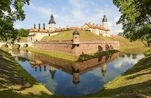 Castillo de Nesvizh: el palacio más bello de Bielorrusia