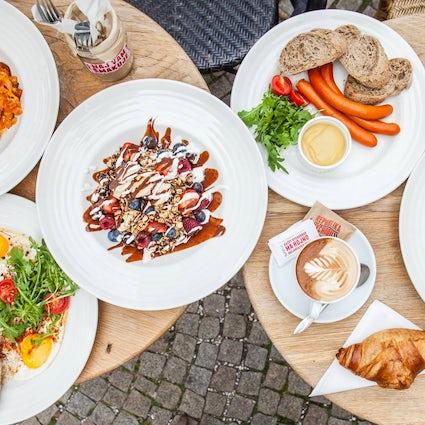 Vijf heerlijke brunchplaatsen in Košice