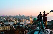 Istanbul dans les yeux d'un touriste - Partie 1