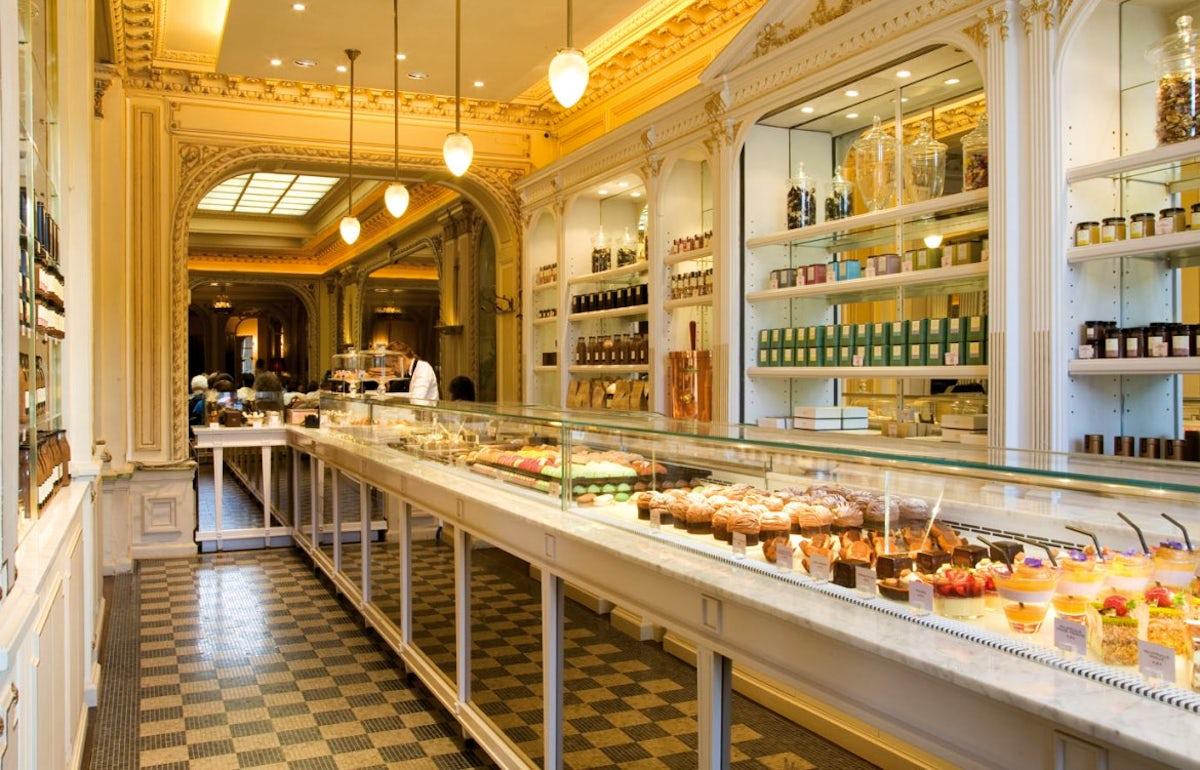 Salon De Jardin Original angelina, the sweetest place in paris