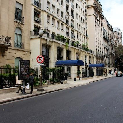 Recoleta: Pariser Geist in Buenos Aires